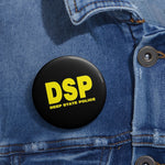 Deep State Police Pin Button - PoliticHell