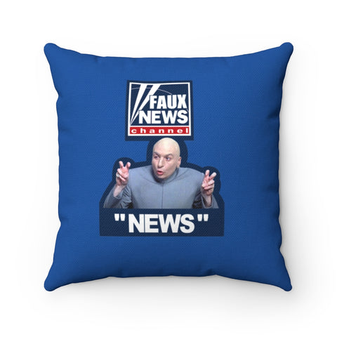 Faux News Pillow - PoliticHell