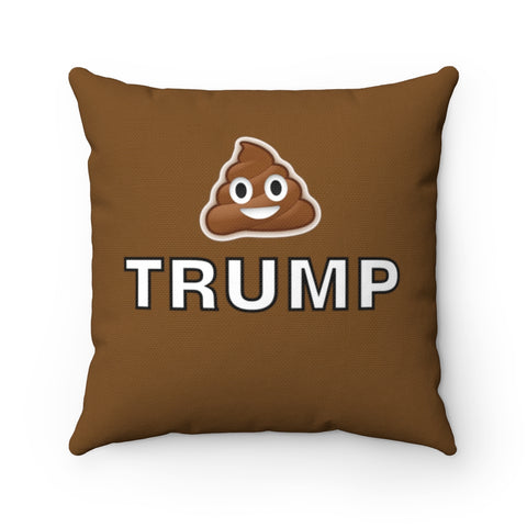 Dump Trump Pillow - PoliticHell
