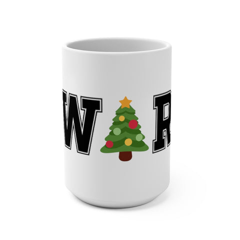War On Christmas Mug 15 oz - PoliticHell