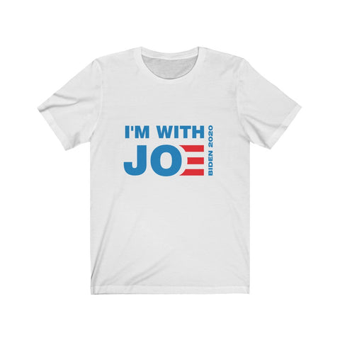 I'm With Joe Short Sleeve Shirt - PoliticHell
