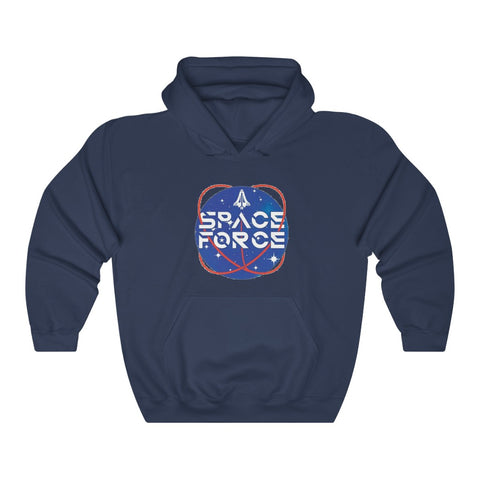 Space Force - Hoodie - PoliticHell