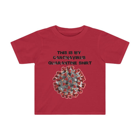 This Is My Quarantine Shirt Kids Tee - PoliticHell
