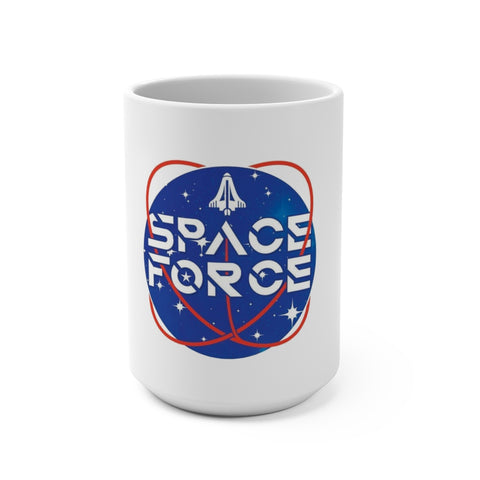 Space Force Mug 15 oz - PoliticHell