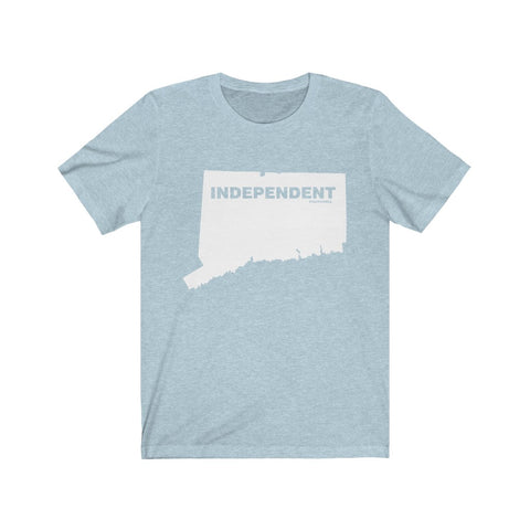 "Connecticut Independent ""The State Collection"" Short Sleeve Shirt - PoliticHell"
