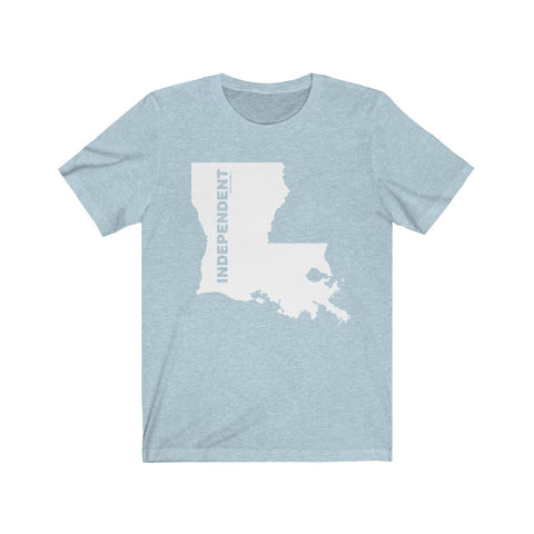"Louisiana Independent ""The State Collection"" Short Sleeve Shirt - PoliticHell"