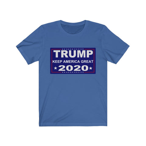 Trump Keep America Great Shirt Short Sleeve Shirt - PoliticHell