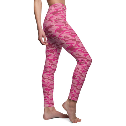 Camouflage Pink Leggings - PoliticHell
