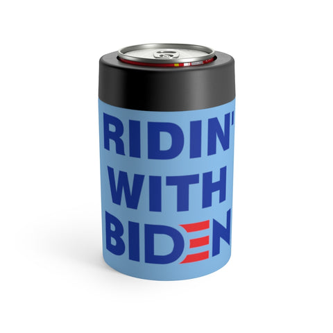 Ridin With Biden Can Holder - PoliticHell