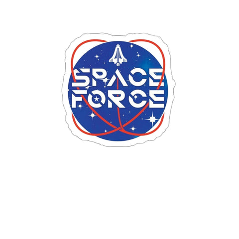 Space Force Sticker - PoliticHell