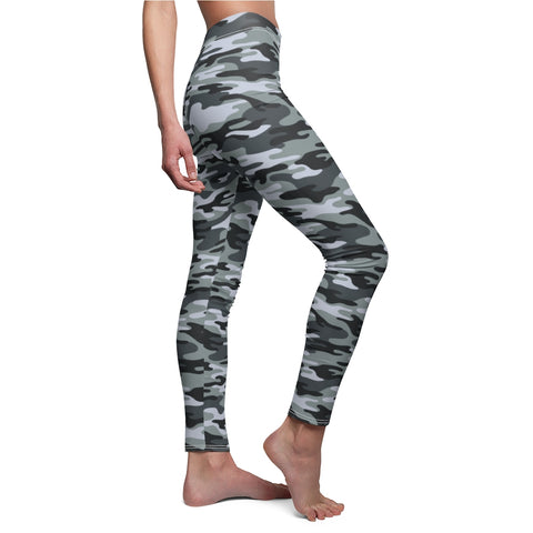 Camouflage Winter Leggings - PoliticHell