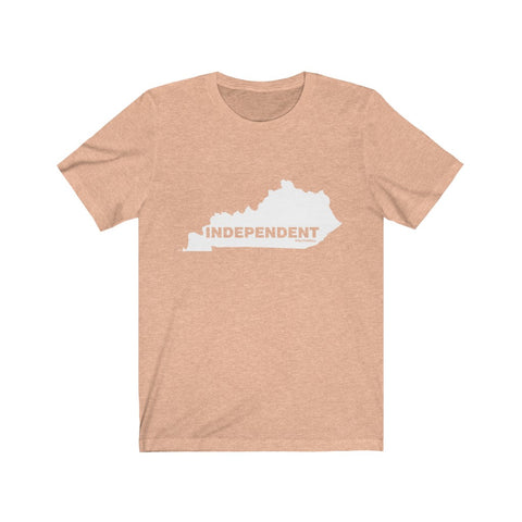 "Kentucky Independent ""The State Collection"" Short Sleeve Shirt - PoliticHell"