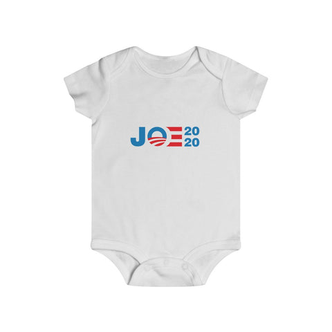 Joe Bottom Snap Onesie - PoliticHell