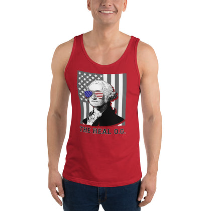 George Washington You're Welcome Short Sleeve Shirt