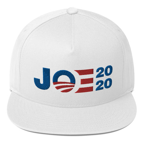 Joe Flat Bill Cap - PoliticHell
