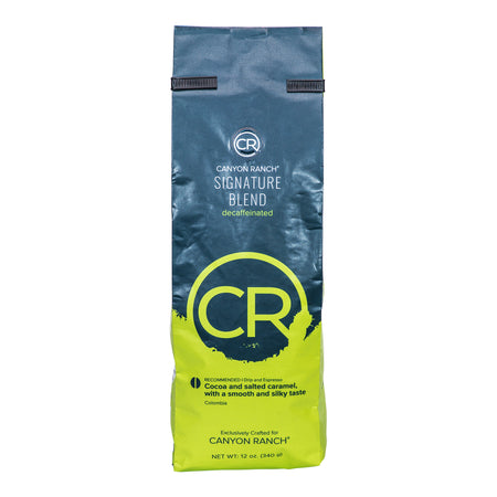 Canyon Ranch Sustainable Blend Coffee - Decaf