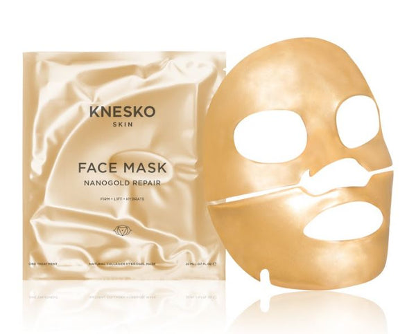 Nano Gold Repair Collagen Face Mask - 1 Treatment