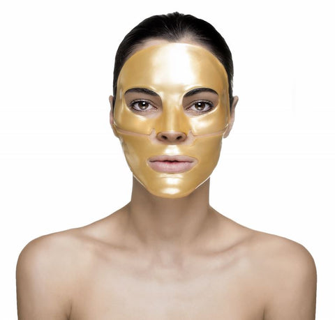Nano Gold Repair Collagen Face Mask - 4 Treatments