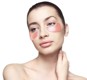 Rose Quartz Antioxidant Collagen Eye Mask - 6 Treatments