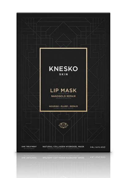 Nano Gold Repair Collagen Lip Mask - 1 Treatment