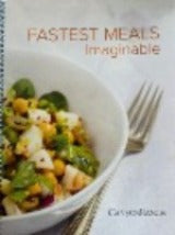 Fastest Meals Imaginable Cook Book