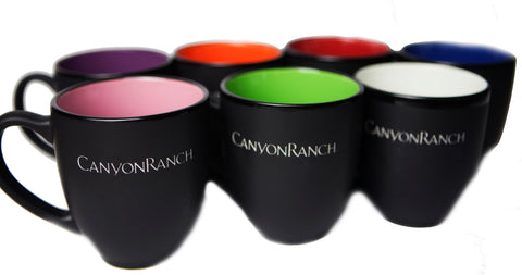 Canyon Ranch Colorful Mugs
