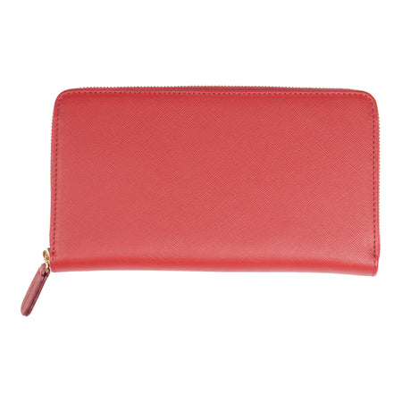 Canyon Ranch All In One Companion Leather Wallet - Red