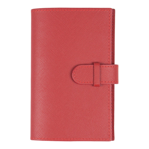 Canyon Ranch Red Leather Notebook