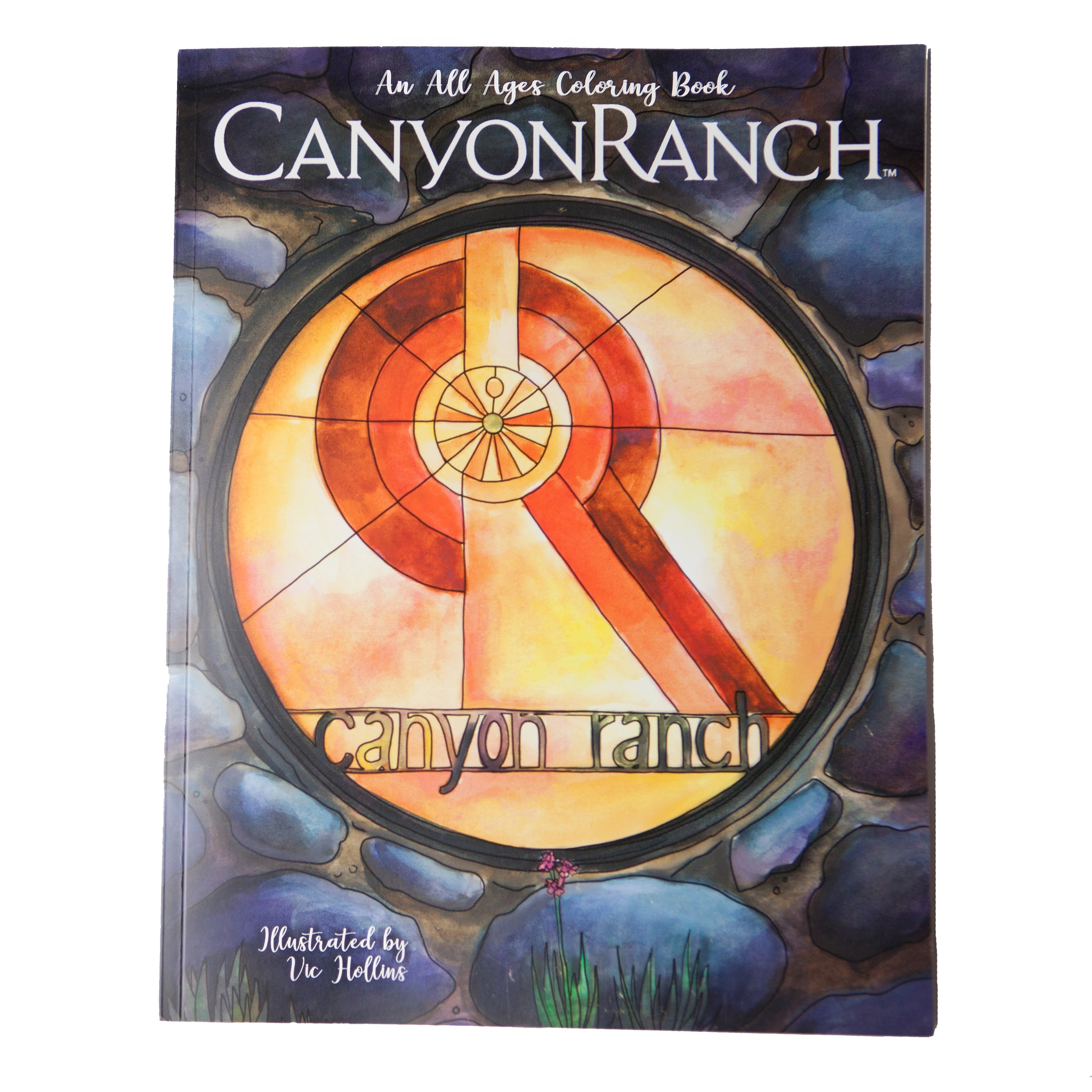Canyon Ranch All Ages Coloring Book