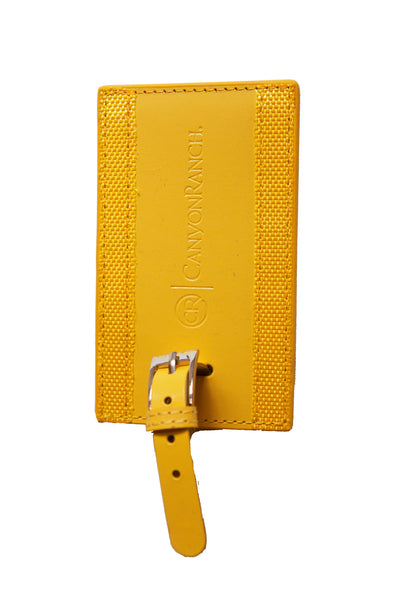 Canyon Ranch Luggage Tags