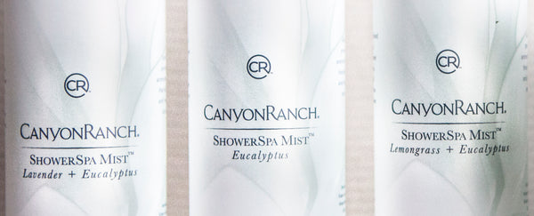 Eucalyptus Shower Spa Mists