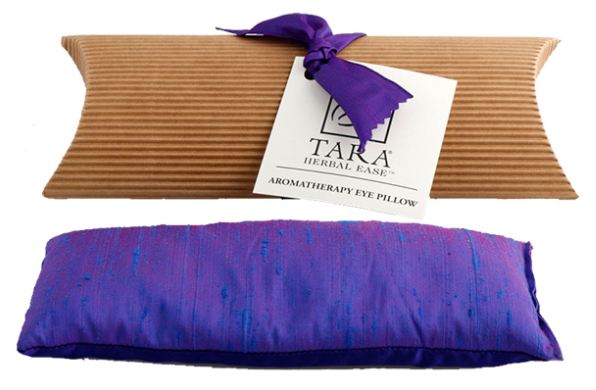 Tara Spa Vibrant Nature Aromatherapy Silk Eye Pillow
