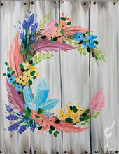Load image into Gallery viewer, Bohemian Wreath