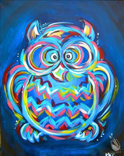 Load image into Gallery viewer, Neon Owl