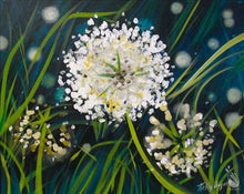 Load image into Gallery viewer, White Wildgrass Flowers
