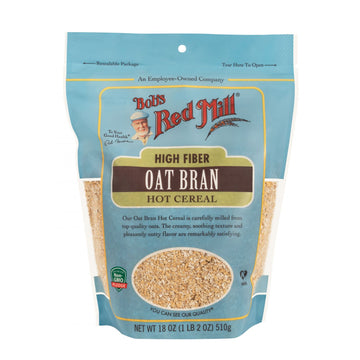 Bob's Oat Bran Hot Cereal (18oz)
