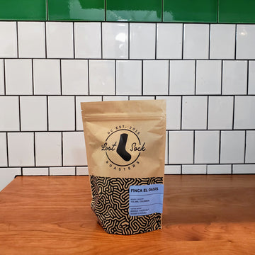 Lost Sock Roasters Finca el Oasis 10oz