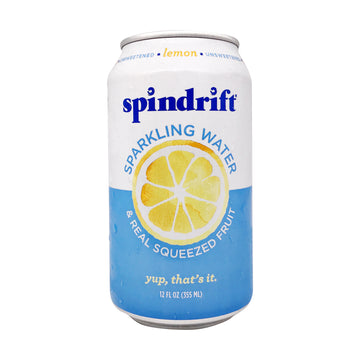 Spindrift Lemon (12oz)