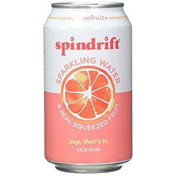 Spindrift Grapefruit (12oz)