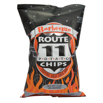 Route 11 BBQ Chips (2oz)