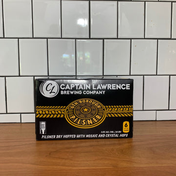 Captain Lawrence 6th Borough Pilsner