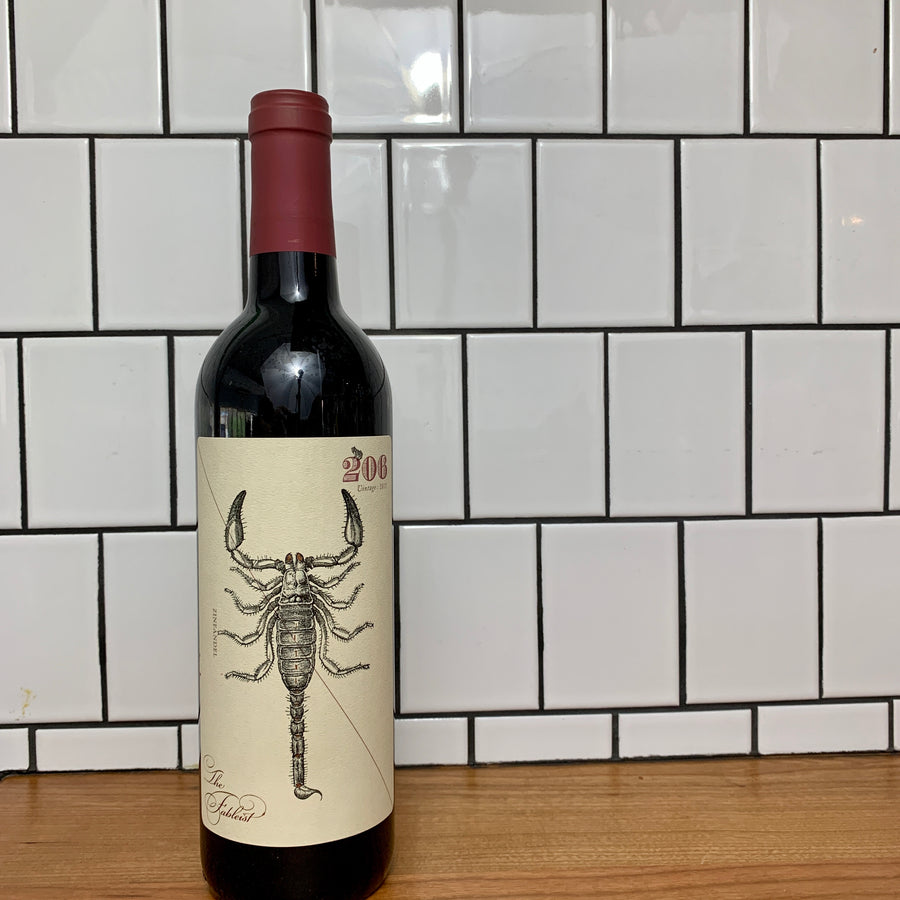 The Fableist, Zinfandel 2018