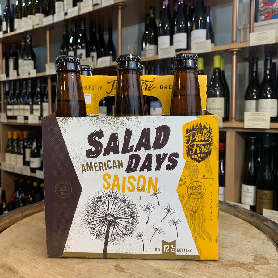 Pale Fire Salad Days Saison