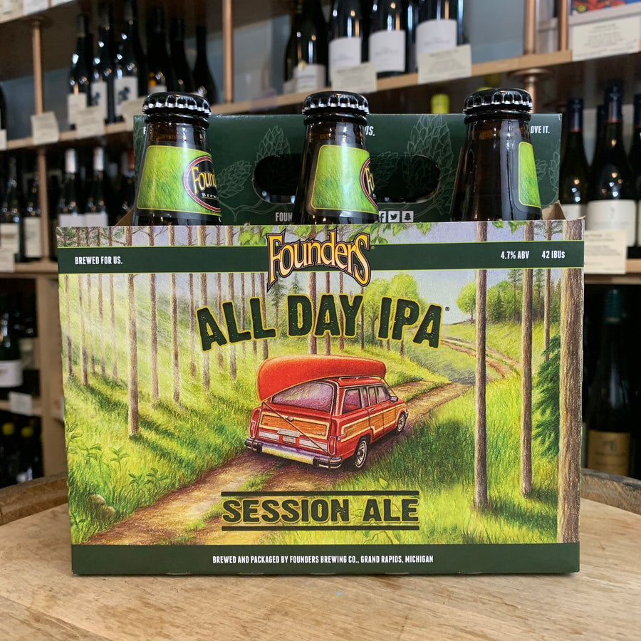 Founder's All Day IPA