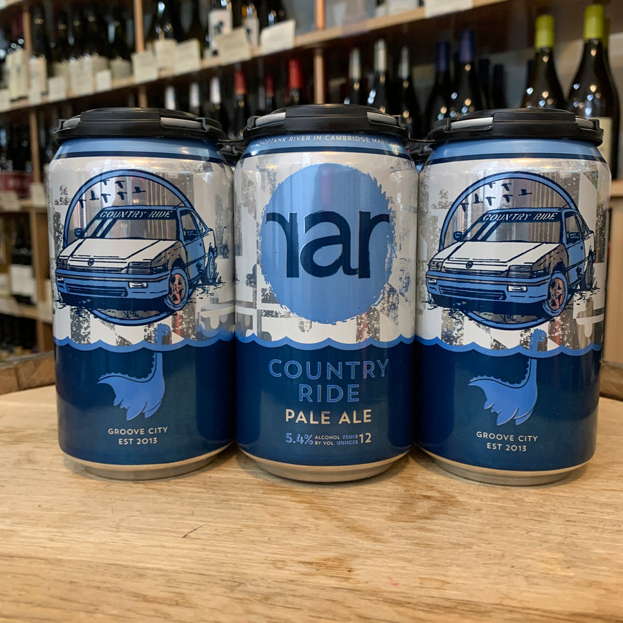 RAR Country Ride Pale Ale