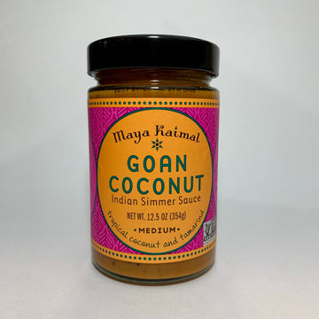 Maya Kaimal Goan Coconut Curry Sauce
