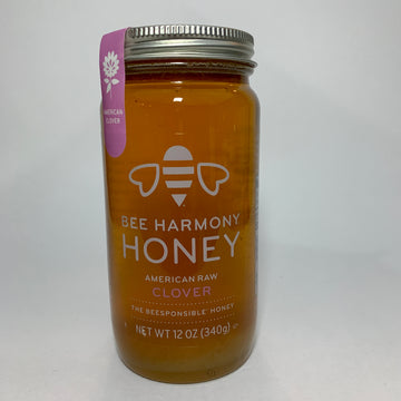 Bee Harmony Clover Honey