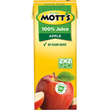 Mott's Apple Juice Box