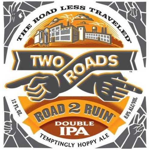 Two Roads, Road 2 Ruin DIPA