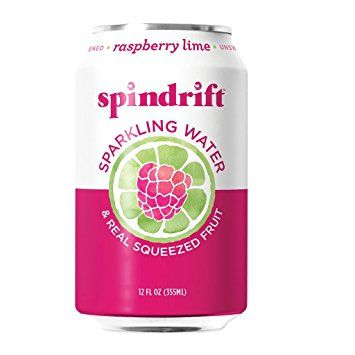 Spindrift Raspberry-Lime (12oz)